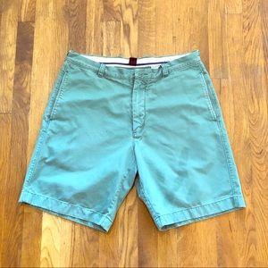 J. Crew Menthol Green Men's Shorts